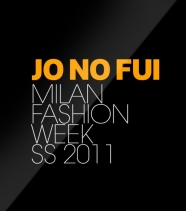 Milan Fashion Week <br/>Jo No Fui SS 2010