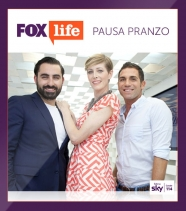 Fox Life PAUSA PRANZO </BR> con Emanuele Vona