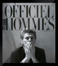 L'OFFICIEL HOMMES <br/> Willem Dafoe