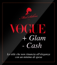 Vogue.IT<br/> +Glam -Cash